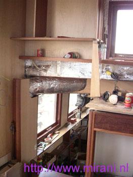 5719 woonboot interieur